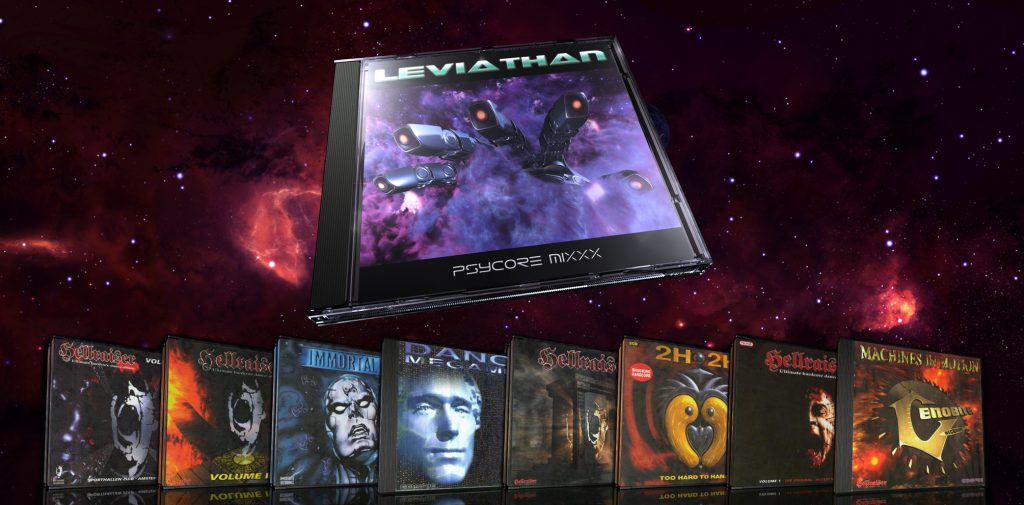 ALBUMS & MIXED CD'S