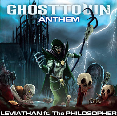 Leviathan Ft. The Philosopher - GhostTown-0