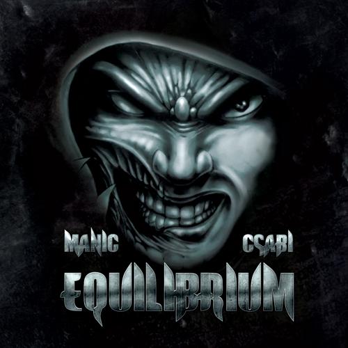 ALBUM CD - Manic & Csabi - Equilibrium-0