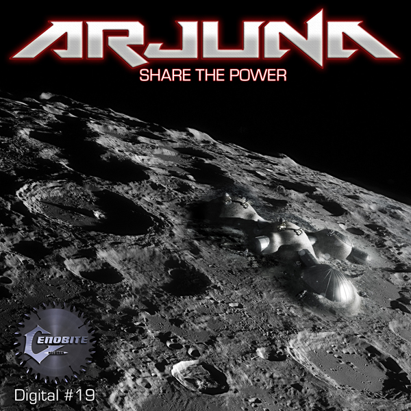 Arjuna - Share The Power-0