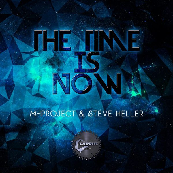 M-Project & Steve Heller - The Time Is Now-0