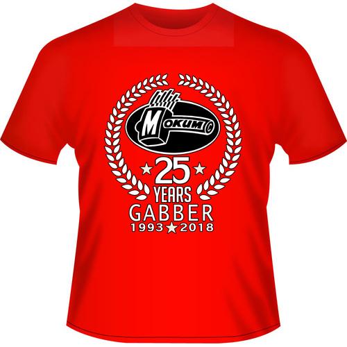 MOKUM Records 25 Years T-shirt-0