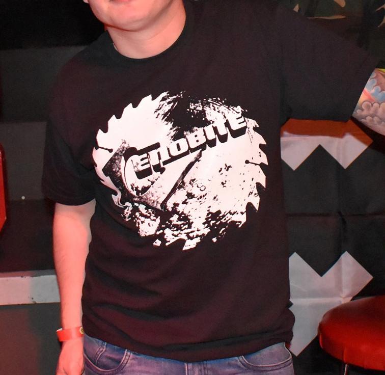cenobite logo shirt