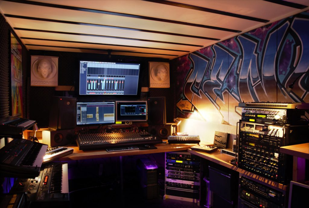 Cenobite Records Studio HQ