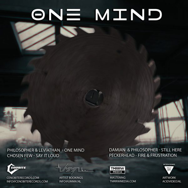 one mind cenobite records vinyl