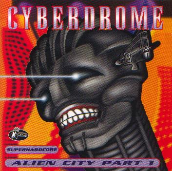 CYBERDROME cd