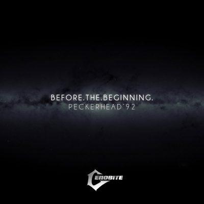 Peckerhead - Before the Beginning EP - Artwock_Cenobite records 2020 - 1000 shop