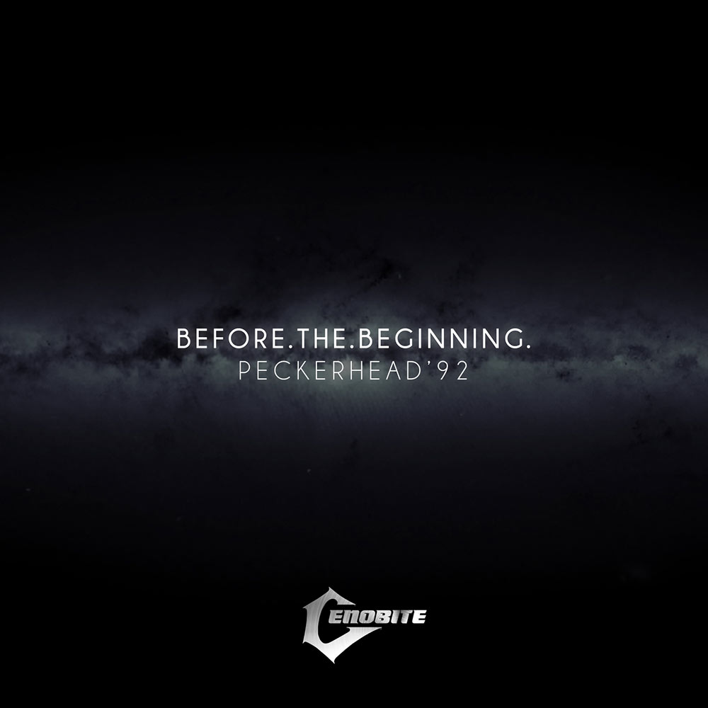 Peckerhead - Before the Beginning EP - Artwock_Cenobite records 2020 - 1000 shop