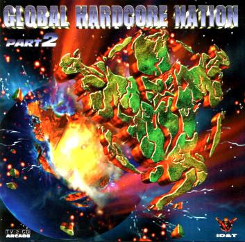 global hardcore nation cd 2