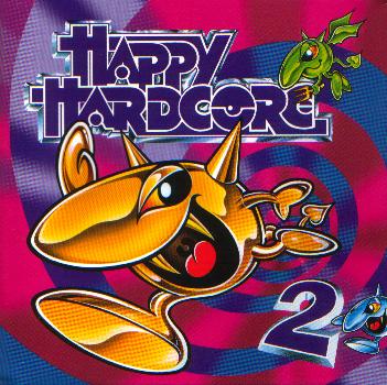happy hardcore 2 cd