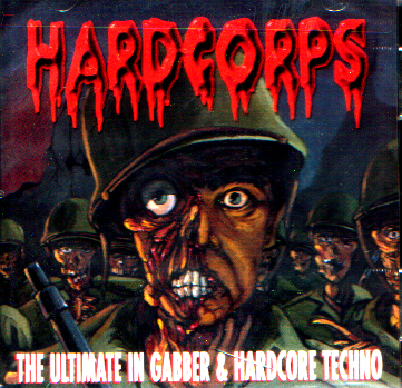 hardcorps cd usa