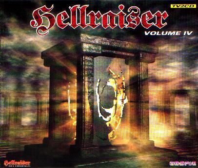 hellraiser ultimate hardcore dance events volume 4 cd