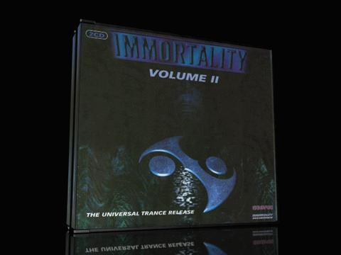 immortality II cd