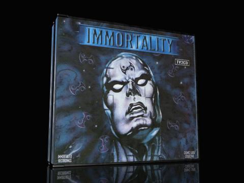 immortality cd
