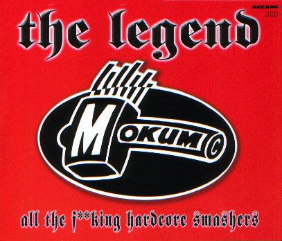 mokum THE LEGEND cd