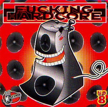 mokum fckng Hardcore 8 CD