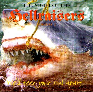 night of the hellraiser cd 1