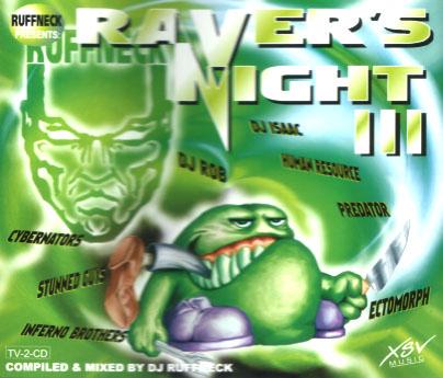 ravers night 3 cd
