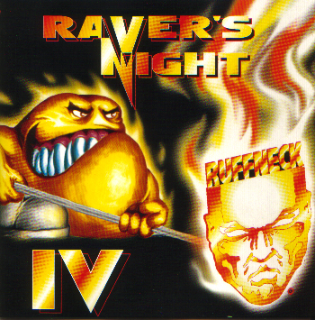ravers night 4 cd