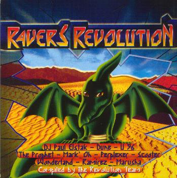ravers revollution cd