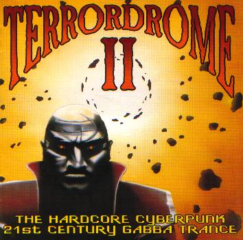 terrordrome 2 cd