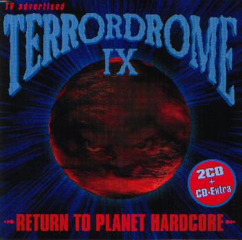 terrordrome 9 cd
