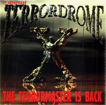 terrordrome X cd