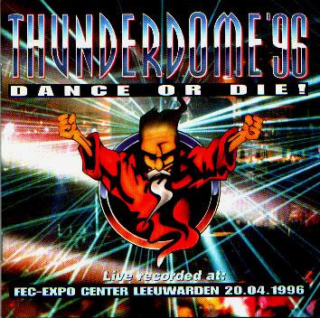 thunderdome 96 cd