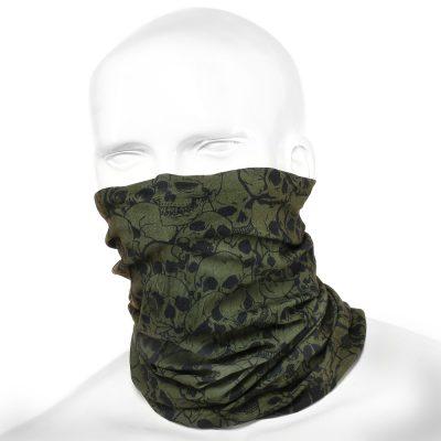 Skull Wrap Green