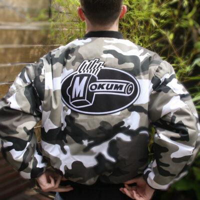 mokum-records-amsterdam-Shop-camouflage-bomber-jacket-back