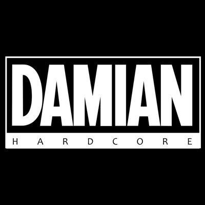damian dj logo